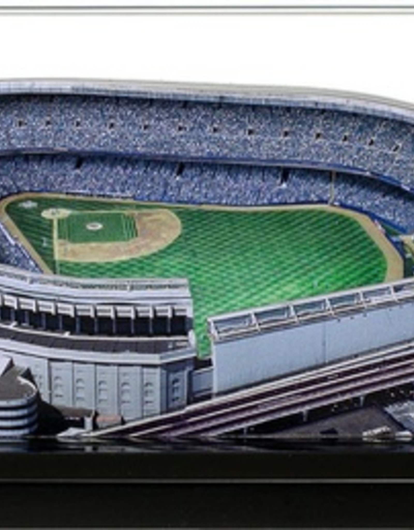 HOMEFIELDS New York Yankees 9in Lighted Replica Yankee Stadium (1976-2008)