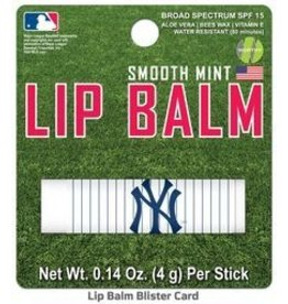 WORTHY PROMOTIONAL PRODUCTS New York Yankees Lip Balm