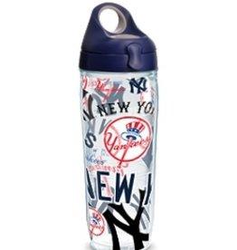New York Yankees Tervis All Over Print Sport Bottle