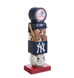 EVERGREEN New York Yankees Tiki Totem