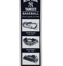 New York Yankees Stadium Heritage Banner