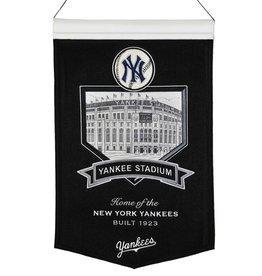 WINNING STREAK SPORTS New York Yankees Yankee Stadium Banner