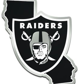 Oakland Raiders State Auto Emblem