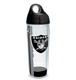 TERVIS Oakland Raiders 24oz. Sport Bottle with Team Color Lid