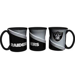 BOELTER Oakland Raiders 18oz Twist Mug