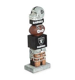 EVERGREEN Las Vegas Raiders Tiki Totem