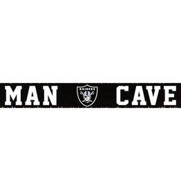 RUSTIC MARLIN Oakland Raiders Rustic Man Cave Sign