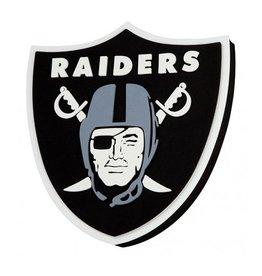 Oakland Raiders 3D Foam Logo Sign