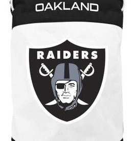 Oakland Raiders Canvas Laundry Basket