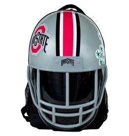 STAR SPORTS Ohio State Football Helmet Backpack