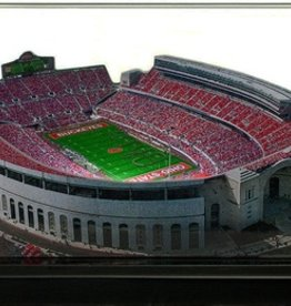 HOMEFIELDS Ohio State 9in Lighted Replica Ohio Stadium