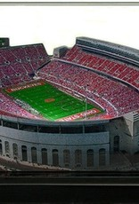 HOMEFIELDS Ohio State 19IN Lighted Replica Ohio Stadium