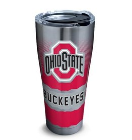 Ohio State TERVIS 30oz Stainless Steel Knockout Tumbler