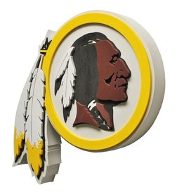 Washington Redskins 3D Foam Logo Sign