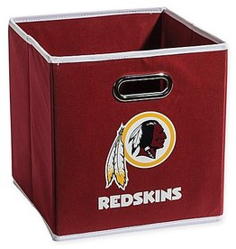 Washington Redskins Storage Bin