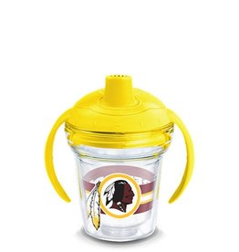 TERVIS Washington Redskins Tervis Sippy Cup with Team Color Lid