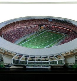 HOMEFIELDS Washington Redskins 19IN Lighted Replica RFK Stadium (1961-1996)