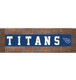RUSTIC MARLIN Tennessee Titans Marlin Classic Wood Sign