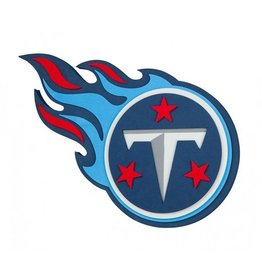 Tennessee Titans 3D Foam Logo Sign