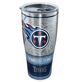 Tennessee Titans TERVIS 30oz Stainless Edge Tumbler