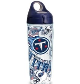 TERVIS Tennessee Titans Tervis All Over Print Sport Bottle