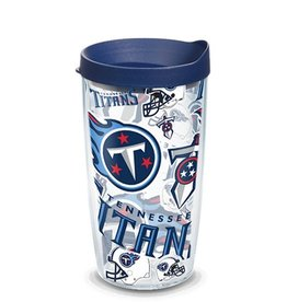 Tennessee Titans 16oz Tervis All Over Print Tumbler