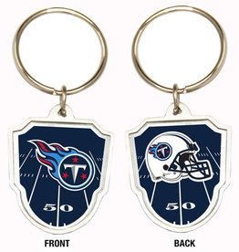 Tennessee Titans Home Field Key Ring