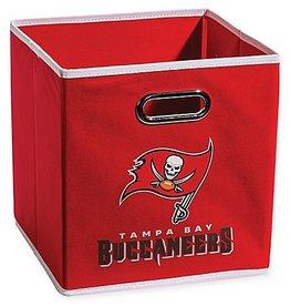 Tampa Bay Buccaneers Storage Bin