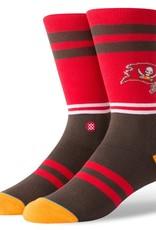 STANCE Buccaneers Logo Crew Socks