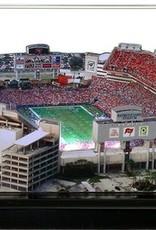 HOMEFIELDS Tampa Bay Buccaneers 13IN Lighted Replica Raymond James Stadium