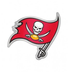 Tampa Bay Buccaneers Laser Cut Auto Badge Decal