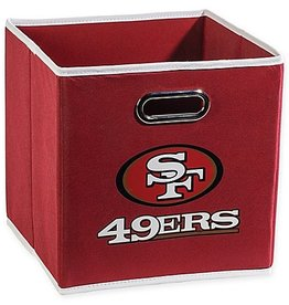 San Francisco 49ers Storage Bin