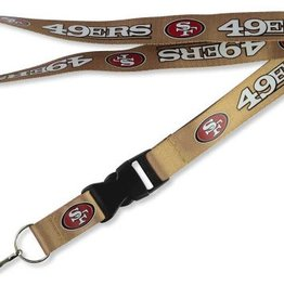 AMINCO San Francisco 49ers Team Lanyard