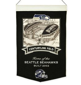 Seattle Seahawks Centurylink Field Stadium Banner