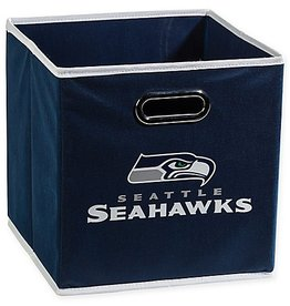 Seattle Seahawks Storage Bin