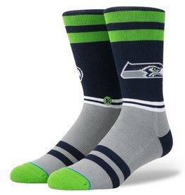 STANCE Seattle Seahawks Logo Crew Socks