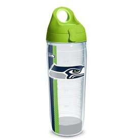 TERVIS Seattle Seahawks 24oz. Sport Bottle with Team Color Lid