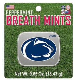 Penn State Nittany Lions Breath Mints Tin