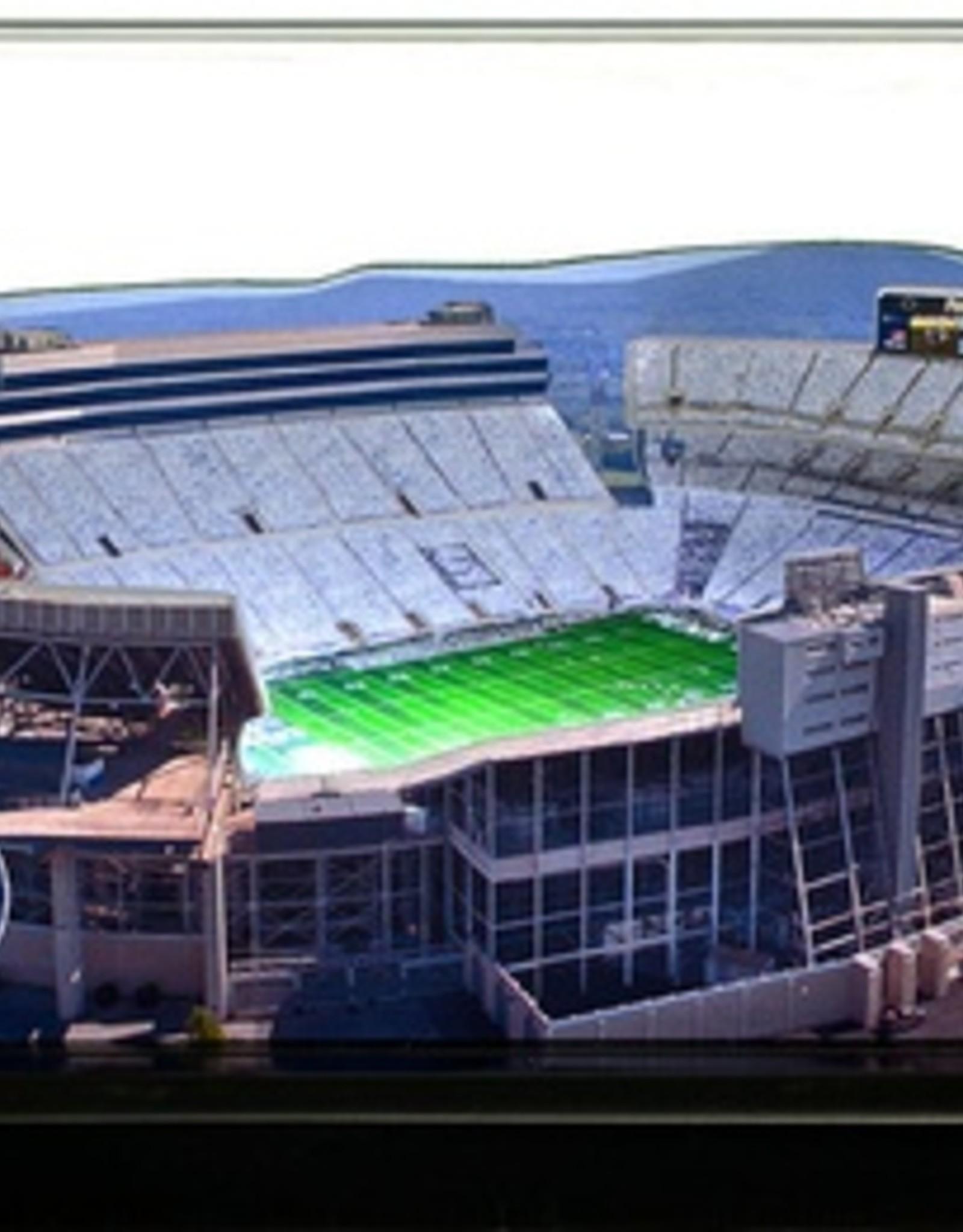 HOMEFIELDS Penn State 19IN Lighted Replica Beaver Stadium