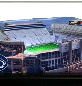 HOMEFIELDS Penn State 9in Lighted Replica Beaver Stadium