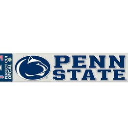 "WINCRAFT Penn State Nittany Lions 4""x17"" Perfect Cut Decals"