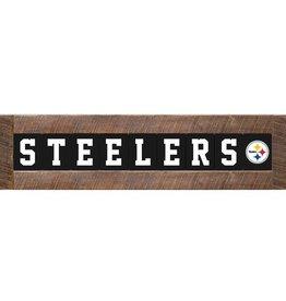 RUSTIC MARLIN Pittsburgh Steelers Marlin Classic Wood Sign