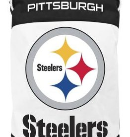 Pittsburgh Steelers Canvas Laundry Basket