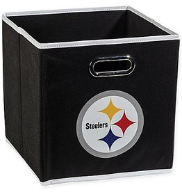 Pittsburgh Steelers Storage Bin