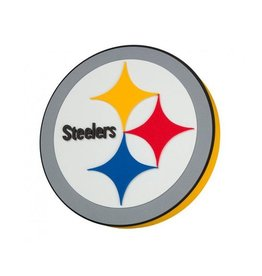 Pittsburgh Steelers 3D Foam Logo Sign