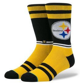 STANCE Pittsburgh Steelers Logo Crew Socks
