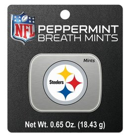 Pittsburgh Steelers Breath Mints Tin