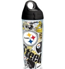 Pittsburgh Steelers Tervis All Over Print Sport Bottle