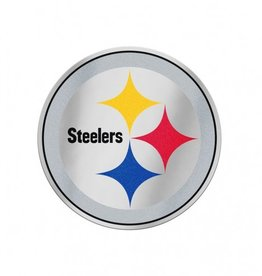 Pittsburgh Steelers Laser Cut Auto Badge Decal