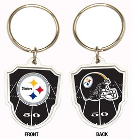 Pittsburgh Steelers Home Field Key Ring